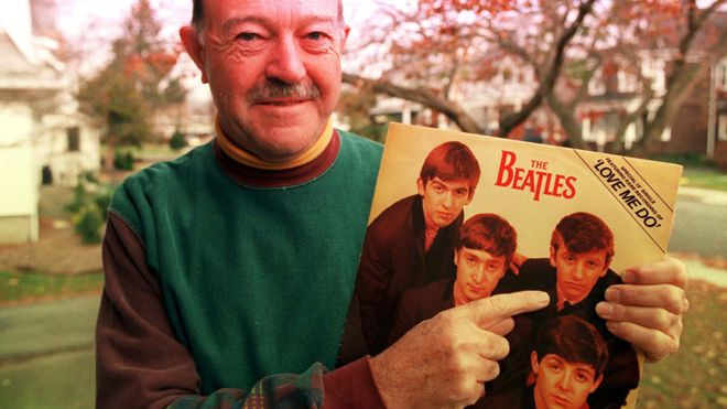 """Love Me Do"" Drummer Dies at 85"