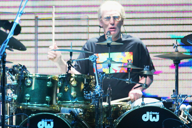 Ginger Baker to Make Comeback after Surgery