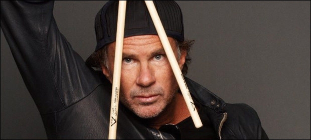 (Video) Will Ferrell/Chad Smith Drum Battle Part 2