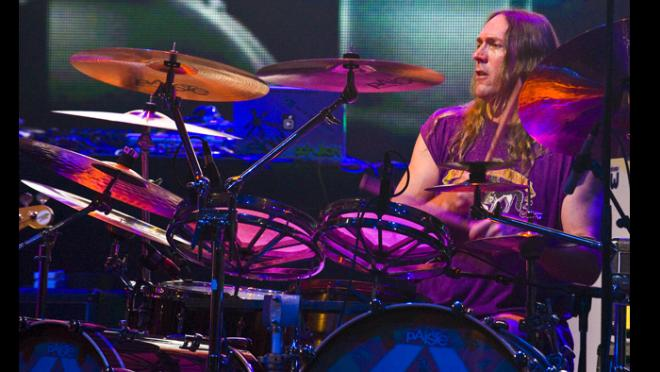 "Danny Carey to Play on ""Late Night"""