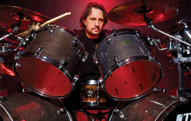 Dave Lombardo to Release Book