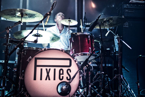 Pixies Drummer Talks about Band's Rebirth