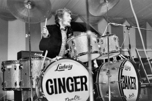 Ginger Baker to Speak Out in New BBC series