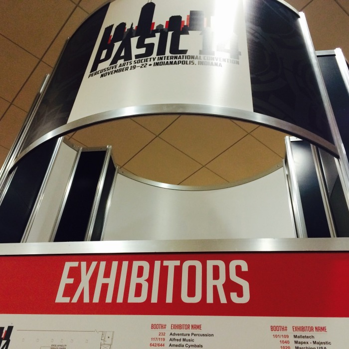 #PASIC14 Exhibit Hall in Pictures