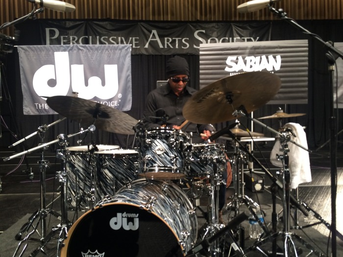 "Billy Kilson, ""The Diversified Drummer"" #PASIC14 Live Blog"