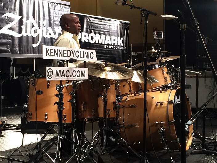 "Will Kennedy, ""Drummers, Musicianship, and Sensitivity in Performance"" #PASIC14 Live Blog"