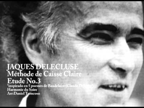 In Memoriam: Jacques Delécluse