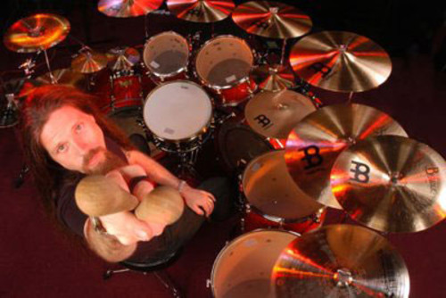 All That Remains Drummer Sidelined By Dental Injury