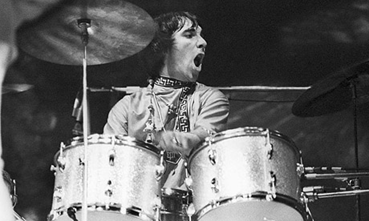A Closer Look at Keith Moon