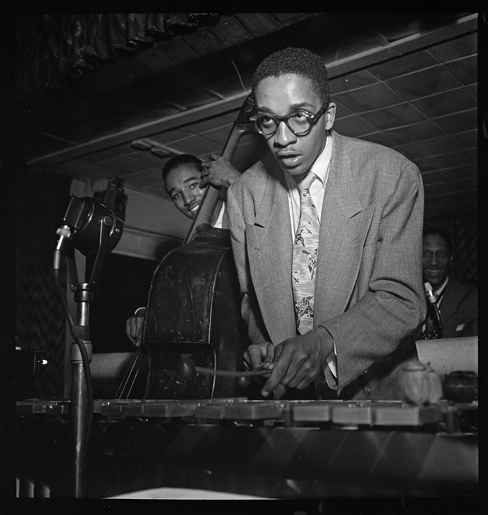 Milt Jackson ca. 1946 #throwbackthursday