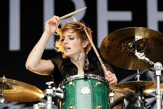 Neon Trees Drummer Pregnant