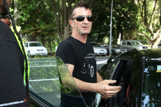Phil Rudd Pleads Guilty to Charges
