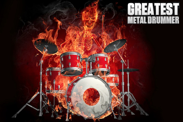 Loudwire's Greatest Metal Drummer, Round 2