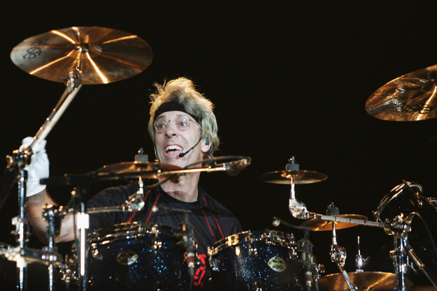 Stewart Copeland's Top 5 Tips for Drummers
