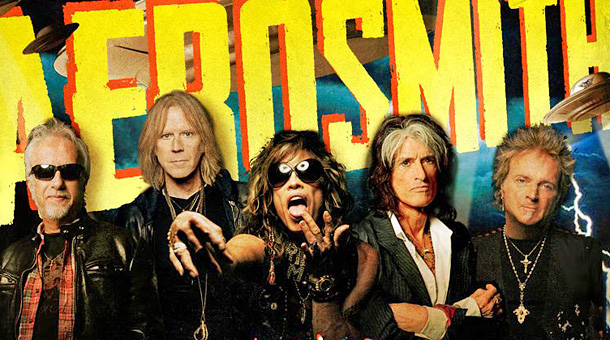 Aerosmith Cancels China Festival Dates