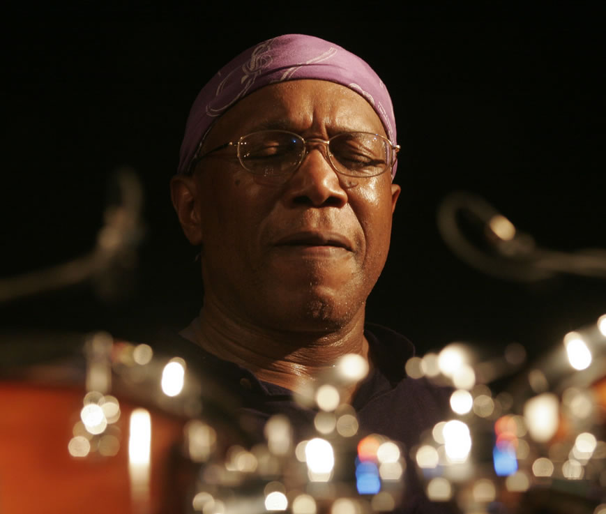 10 Questions for Billy Cobham (theartsdesk)