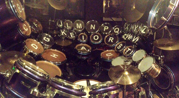 Bobby Rock's Alphabet Kit #monsterkitmonday