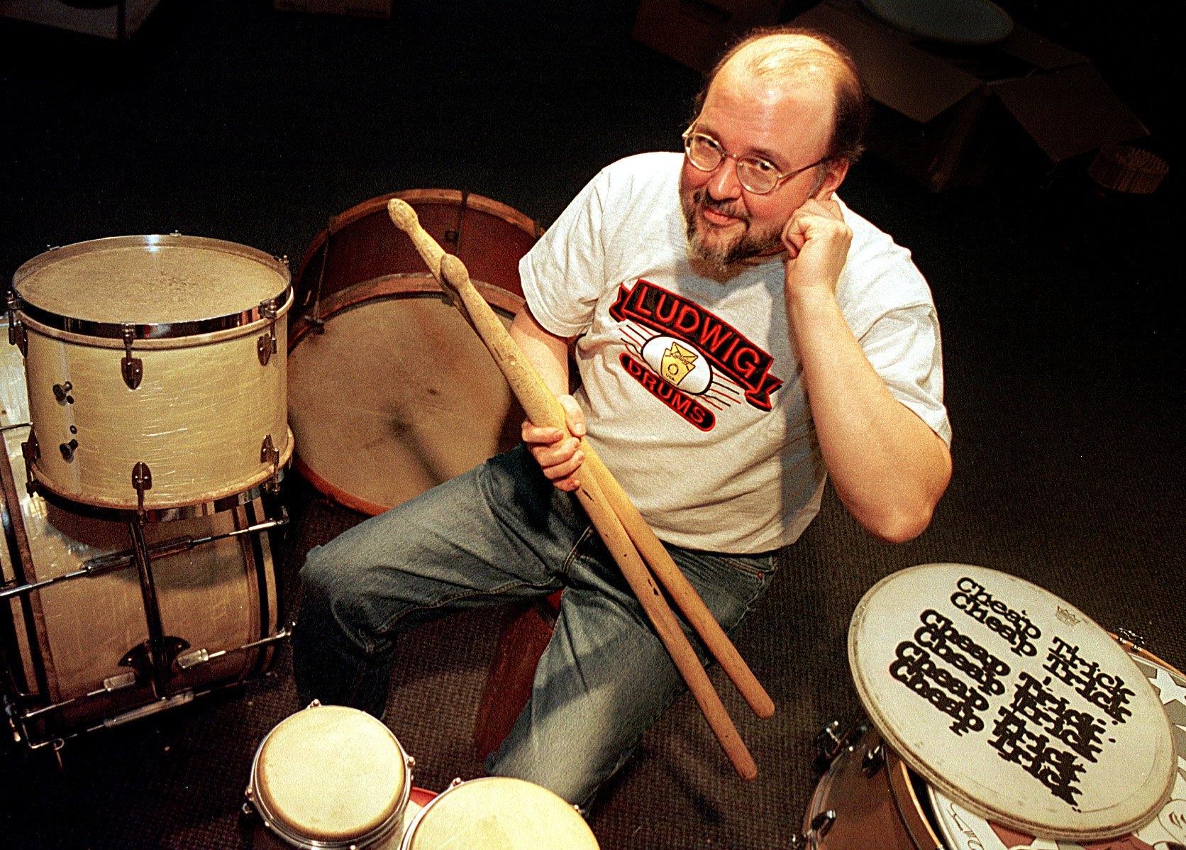 Cheap Trick Sues Former Drummer, Bun E. Carlos