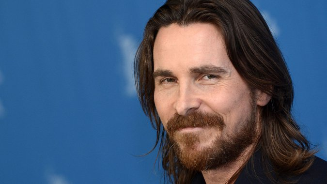 Christian Bale Learned to Drum in 2 Weeks