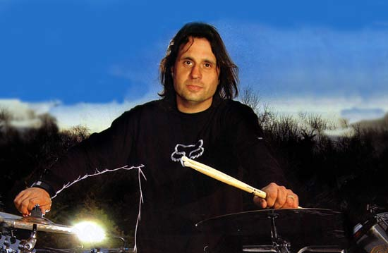 Estranged Slayer Drummer Dave Lombardo Reveals Plans to Reactivate Grip Inc.