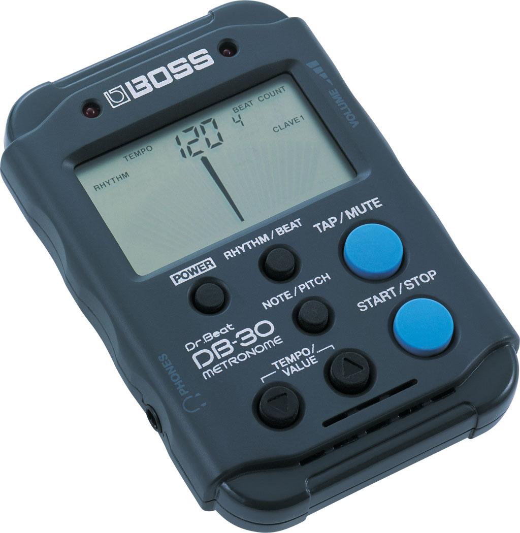 Gear Review – Boss DB-30 Metronome