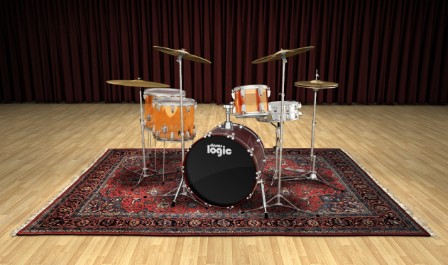 Customizing Logic Drums