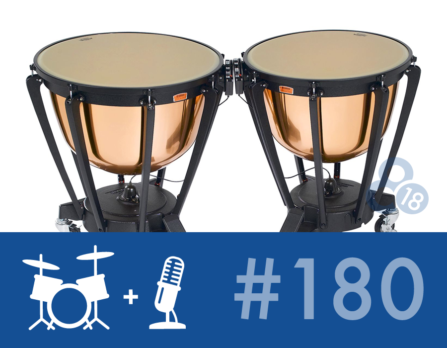 Drummer Talk 180 – The Orchestral Percussionist