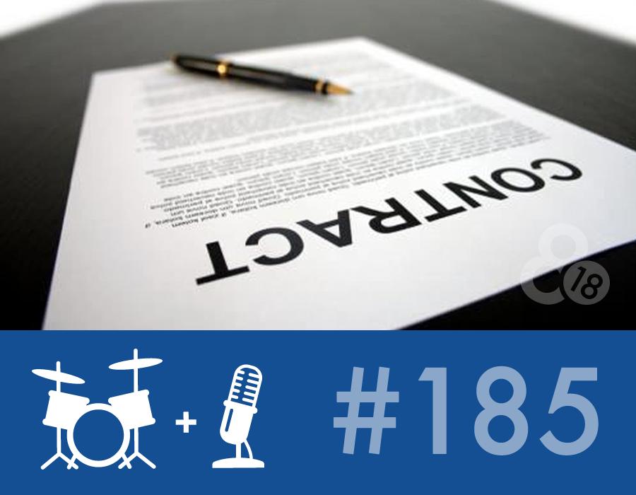 """Drummer Talk 185 – Transitioning to """"Pro"""""""
