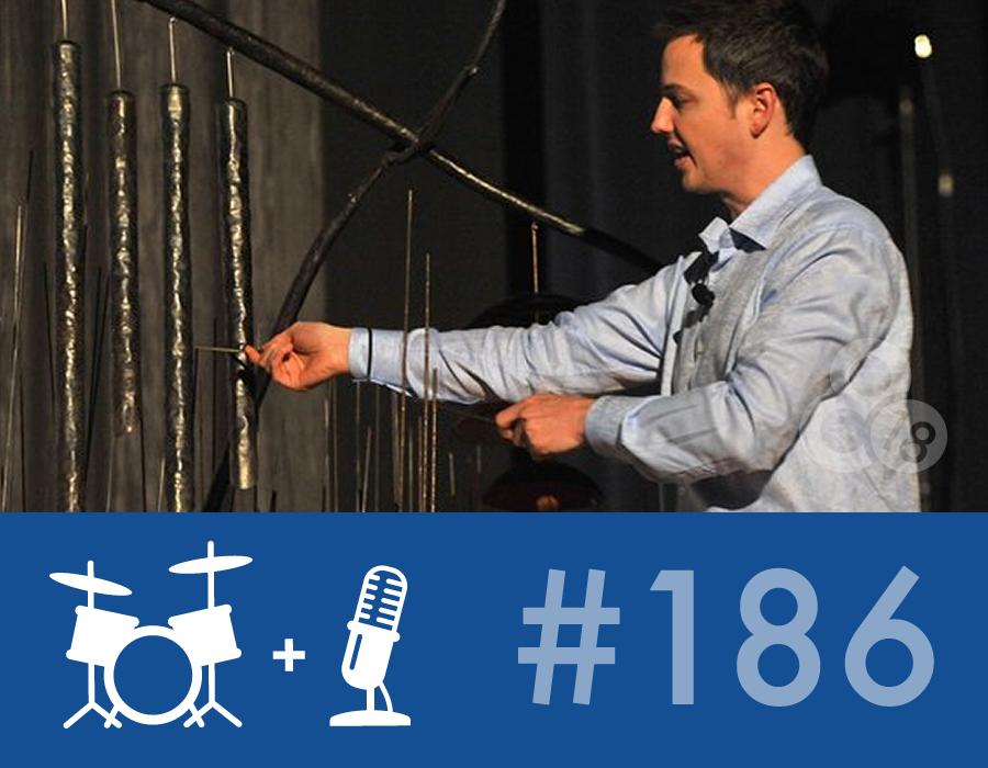 Drummer Talk 186 – Jason Graves of Tomb Raider