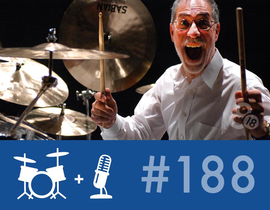 "Drummer Talk 188 – ""Next Level"" Lessons"