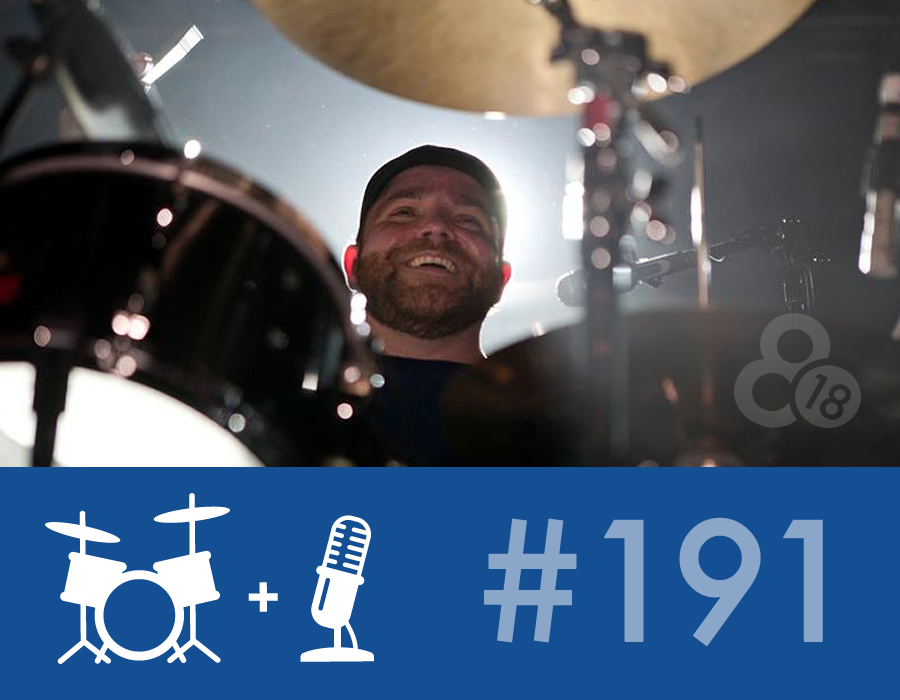 Drummer Talk 191 – Spotlight on Josh Day