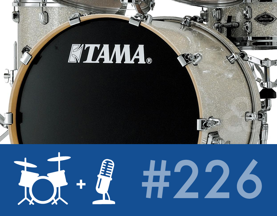 Drummer Talk 226 – Tuning 201: The Kick