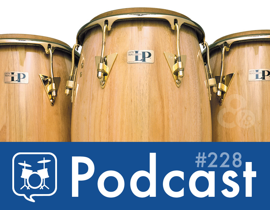Drummer Talk 228 – Playing Authentically