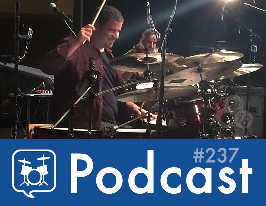 Drummer Talk 237 – #PASIC14 Recap