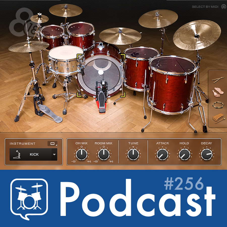 Drummer Talk 256 – Drum Programming 101