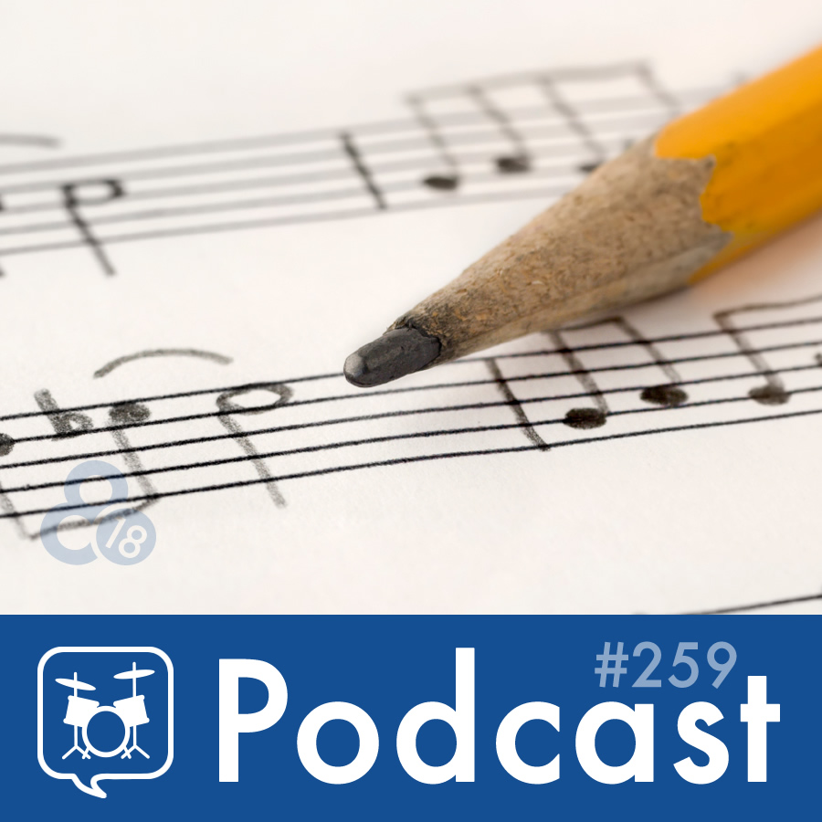 Drummer Talk 259 – Music Theory Demystified