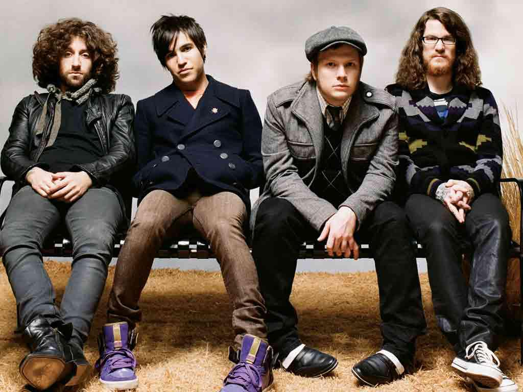 Andy Hurley on the return of Fall Out Boy