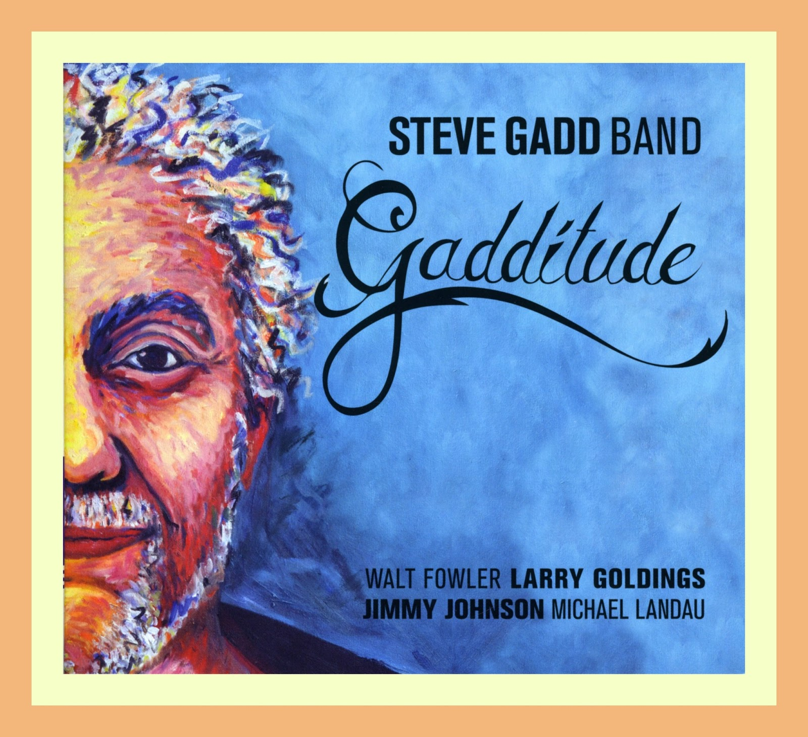 DownBeat Magazine on Steve Gadd's new album, Gadditude