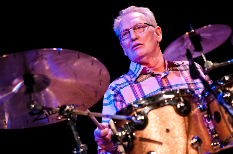Ginger Baker to Play Series of NYC Club Shows This Fall