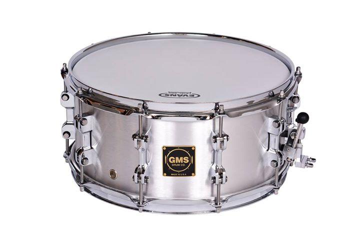NAMM 2015: New GMS Aluminum Snare