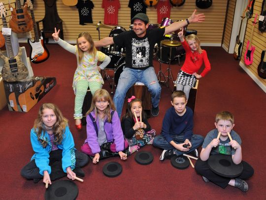 Teaching Drumming to Children with Autism