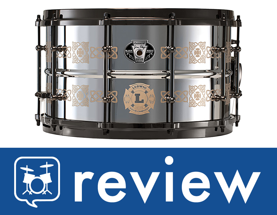 Gear Review: Ludwig Jim Riley Signature Snare