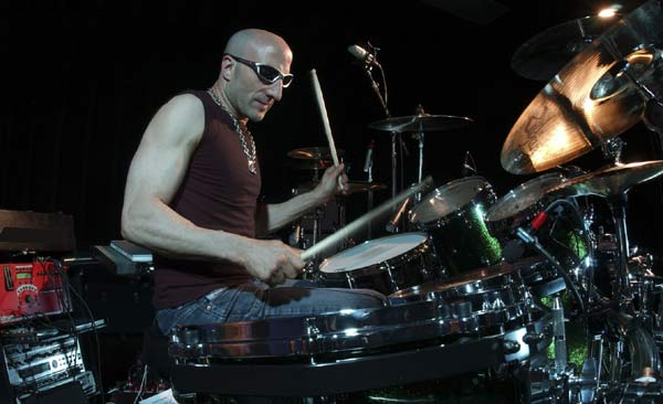 Kenny Aronoff – Friday, August 02, 2013 1pm – 2pm