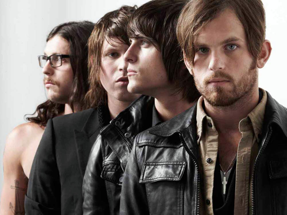 Kings of Leon cancels more shows as Nathan Followill heals up
