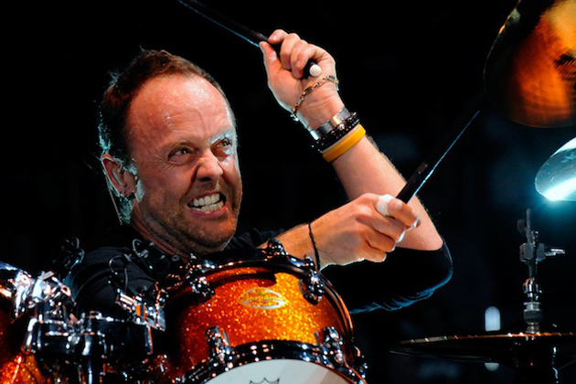 Metallica Drummer Lars Ulrich Says New Album Likely to Drop in 2015
