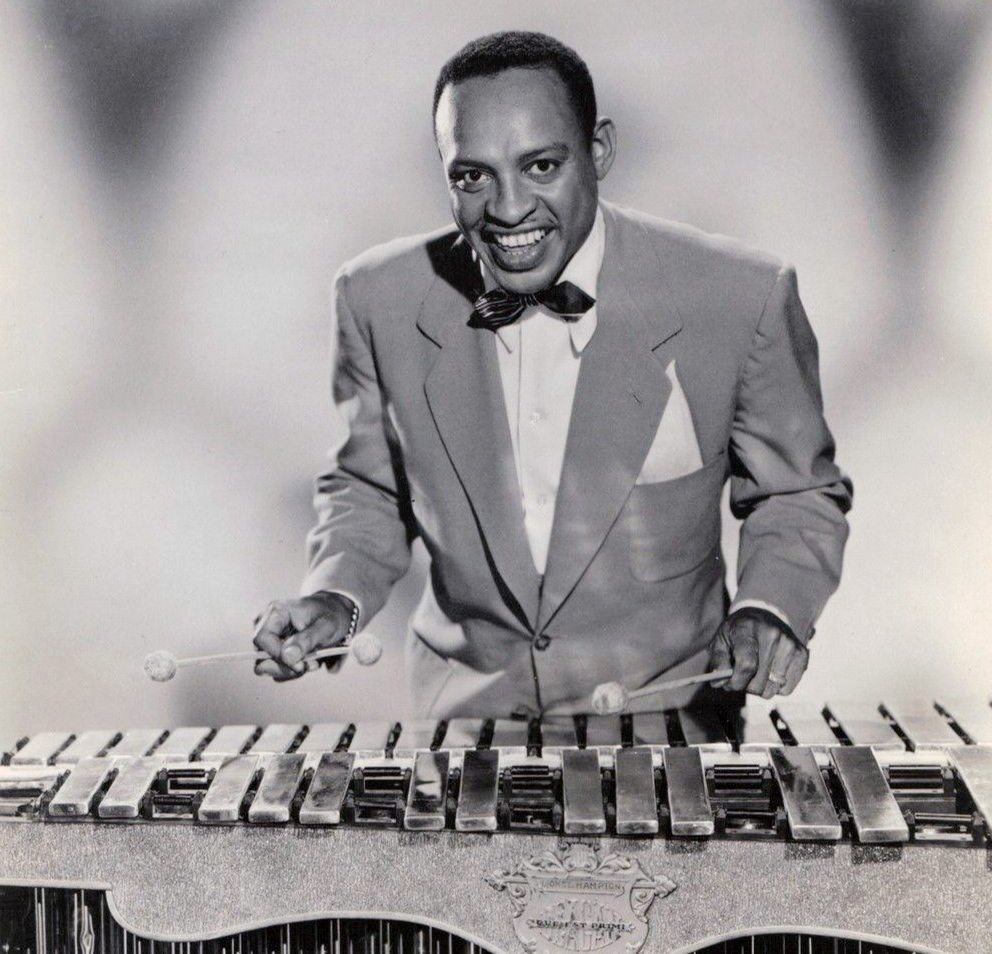 The man who single-handedly brought jazz to the vibes, Lionel Hampton #throwbackthursday