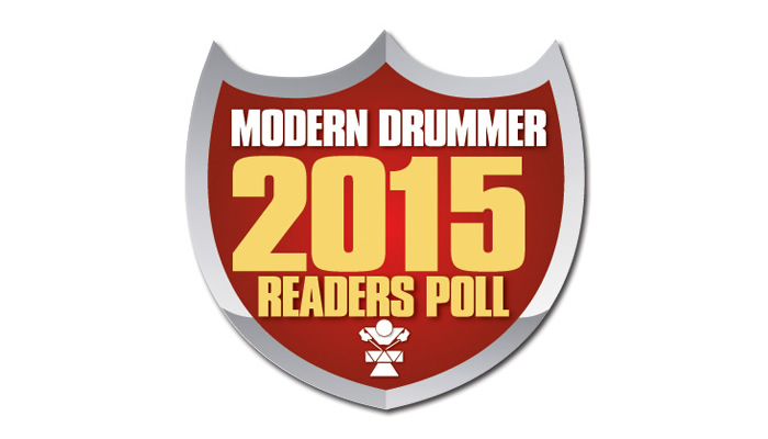 Vote now in Modern Drummer's 2015 Readers Poll