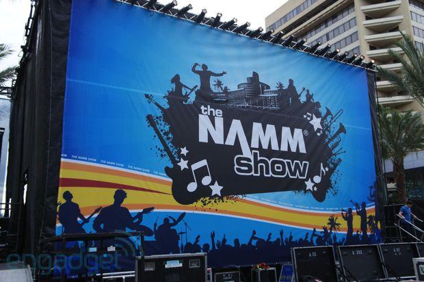 NAMM 2013 gear videos abound!