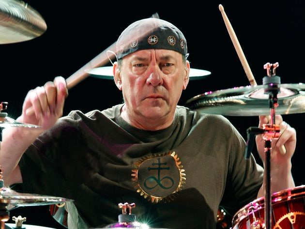 "The winner of the ""Greatest Drummer of All Time"" bracket is…"
