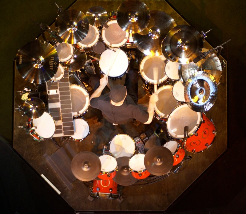 Neil Peart's Studio Secrets